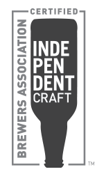 The Independent Craft Brewer seal.