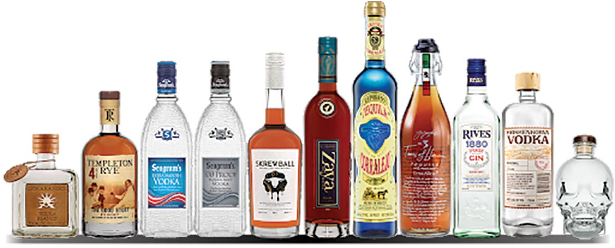 CDI Adds Full Book of Infinium Spirits to Offerings