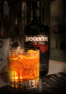 Irn Bro winning cocktail.