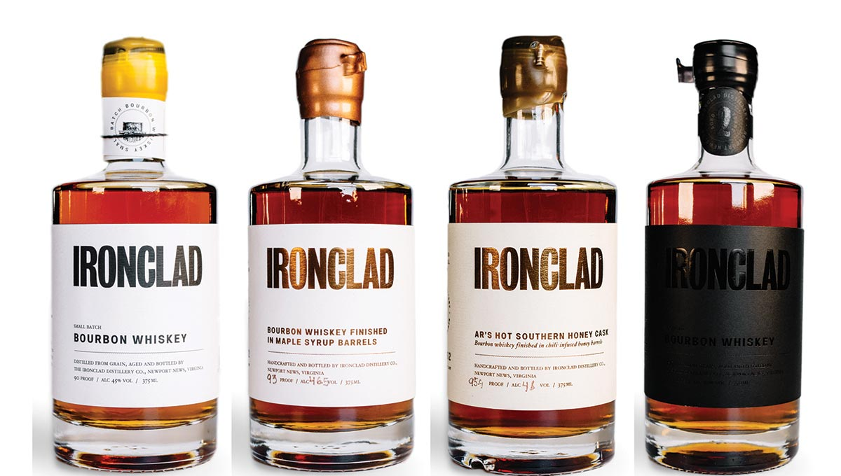 Ironclad Bourbons Available in Connecticut via Fine Terroir