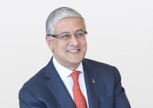 Ivan Menezes, Chief Executive of Diageo