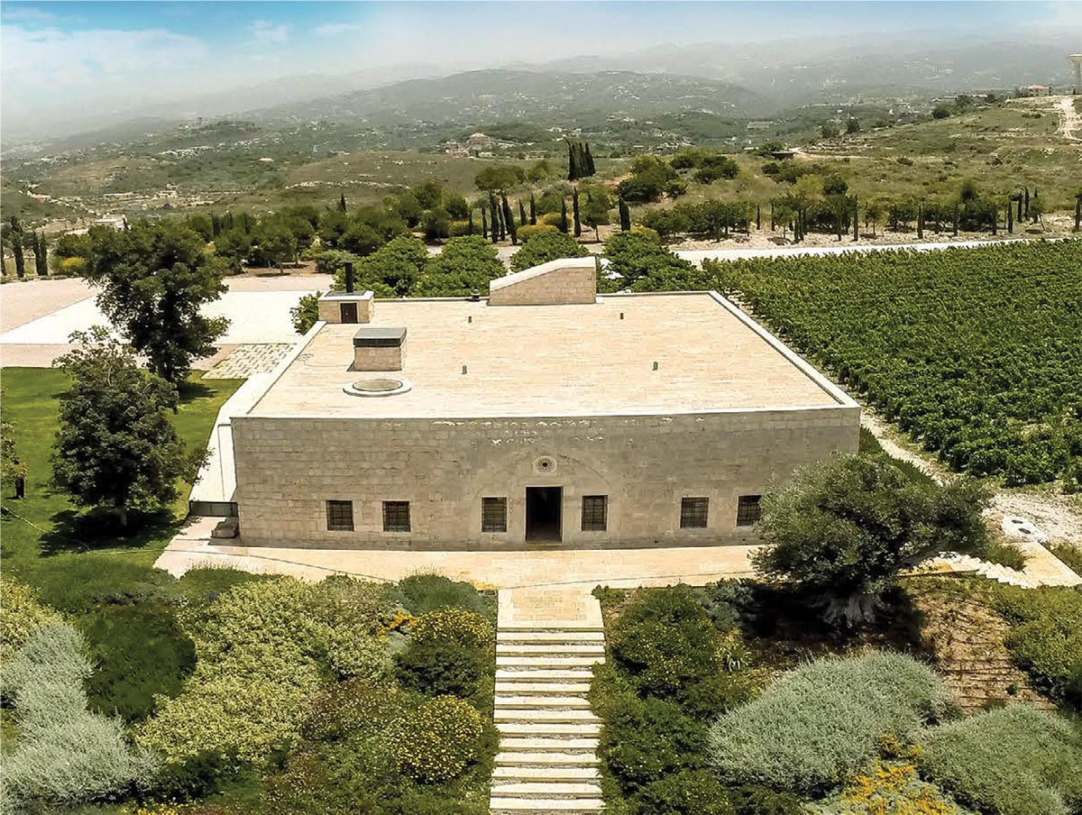 Fine Terroir Highlights Ixsir Lebanese Wines