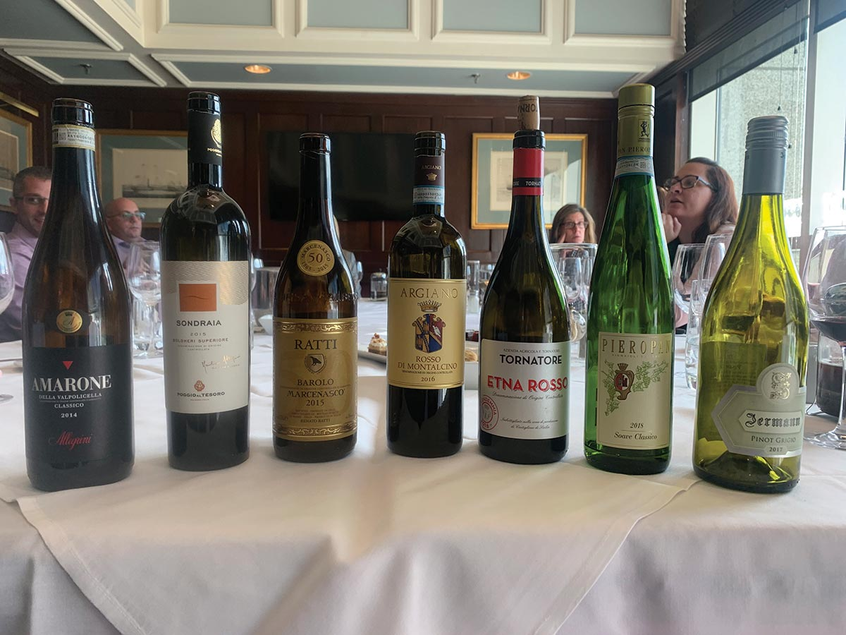 Johnson Brothers Wine Luncheon Highlights Lux Wines