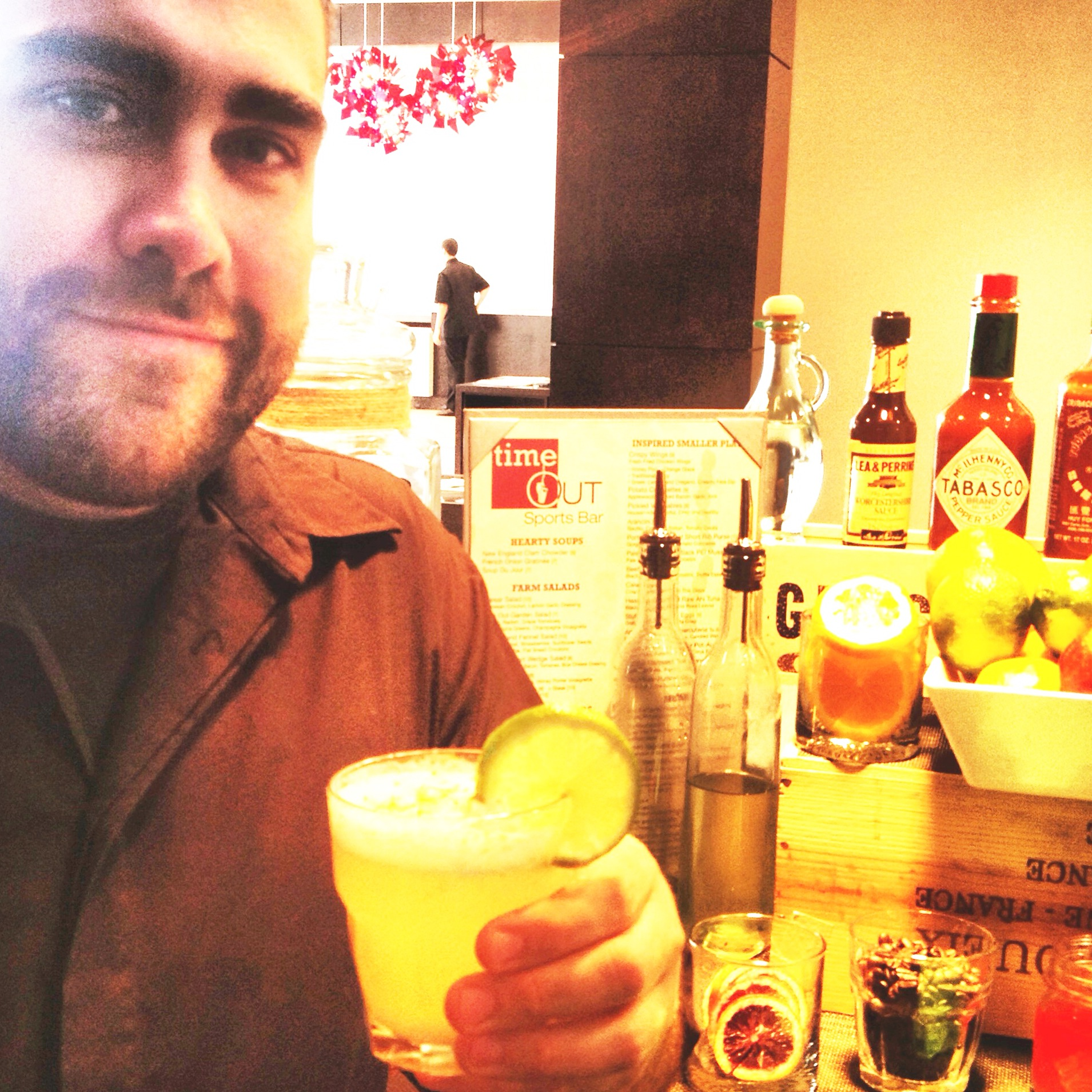 Serving Up: Time Out Sports Bar's Sweet Heat