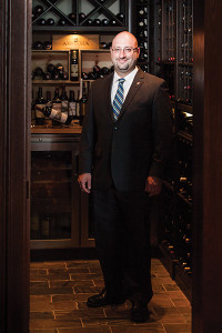 Jonathan Feiler, Director of Wine Education & Head Sommelier at Ocean House in Watch Hill