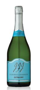 JFJ Extra Dry California Champagne