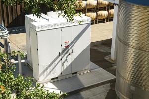 Tesla stationary energy storage systems