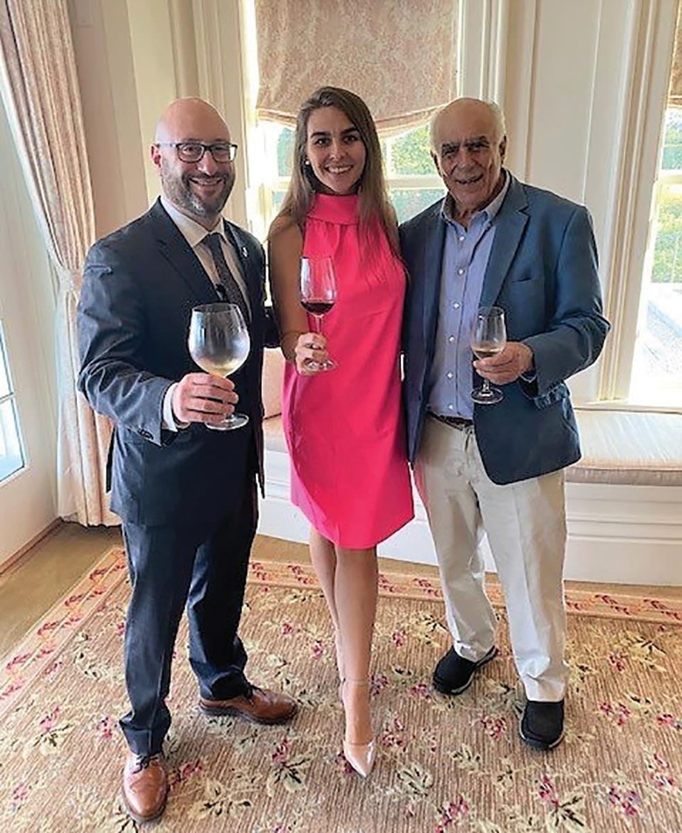 Ocean House Hosts Summer Wine Tasting Event