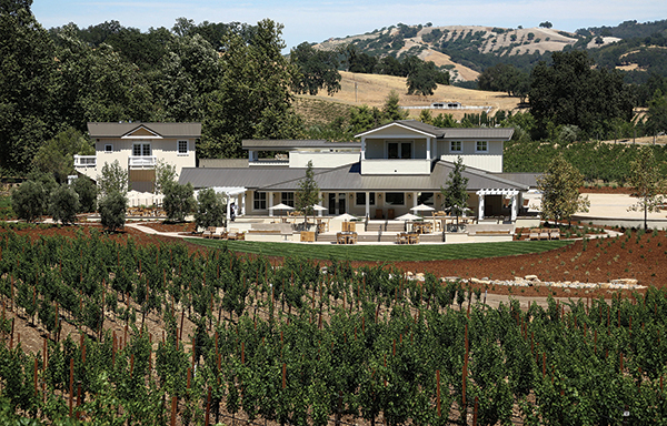 Justin Vineyards Named American Winery of the Year.