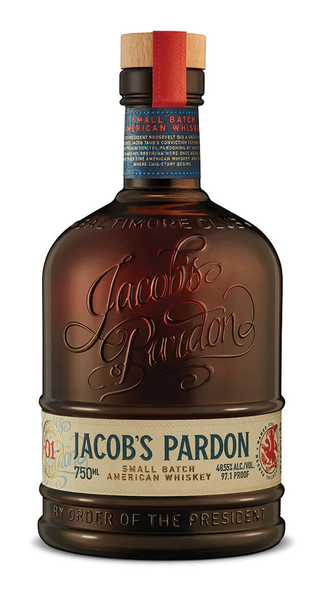 Worldwide Wines Releases Jacob's Pardon American Whiskey Locally