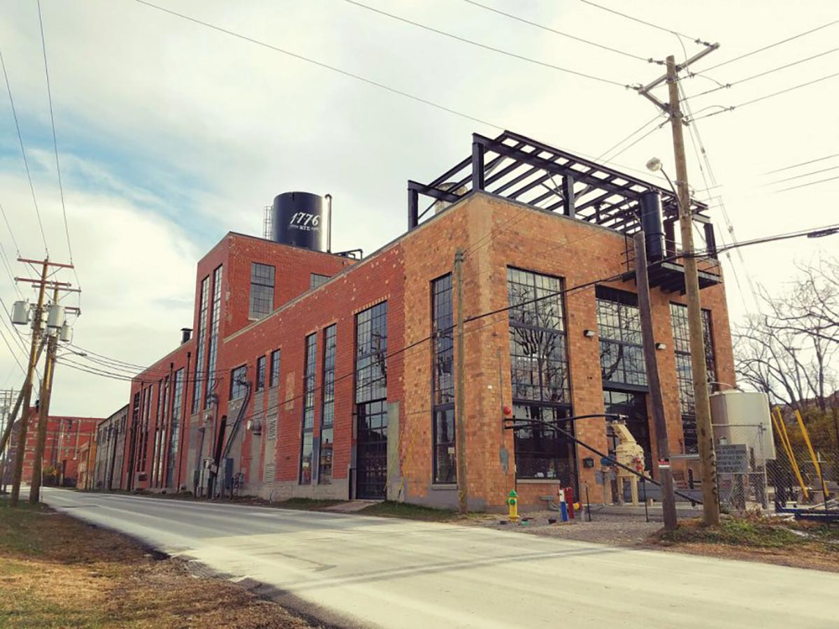 Historic Kentucky Distillery Celebrates New Chapter