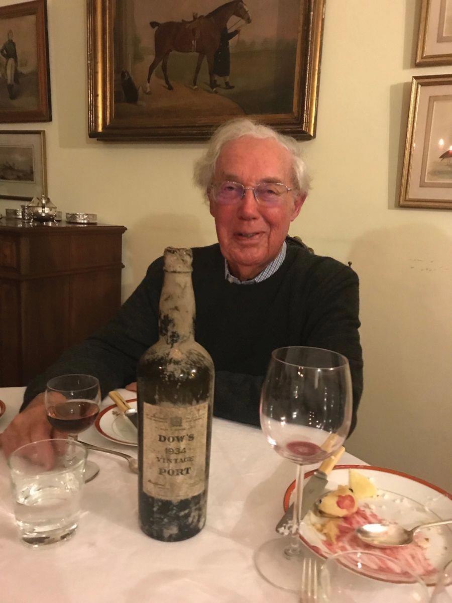 Port Icon James Symington Passes Away