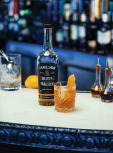 Jameson Black Barrel, featuring extra char, is one of the permanent extensions to the popular line