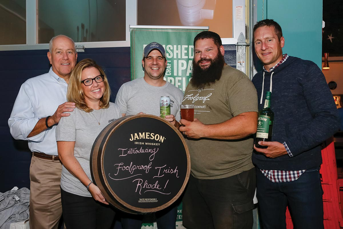 Jameson Caskmates and Foolproof Collaboration Launched