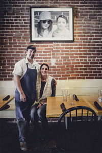 KC Ward and Jamie Ward, Owners of Rooster Co.