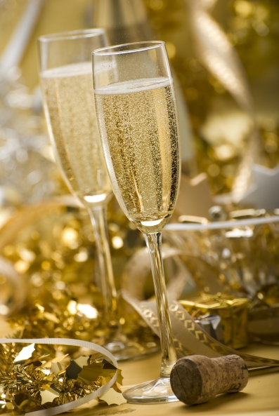 Survey Shows How American Consumers Celebrate with Champagne