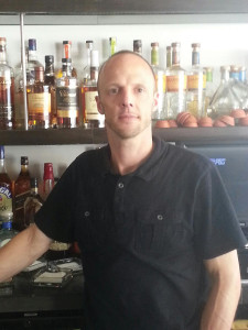 Jason Snopkoski, bar manager.