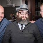 udges were Revolving Door Mixologist and Bar Manager Jason Kindness; Chris Almeida, United States Bartender's Guild RI Chapter President; and Ryan Belmore, Owner, What's Up Newport.