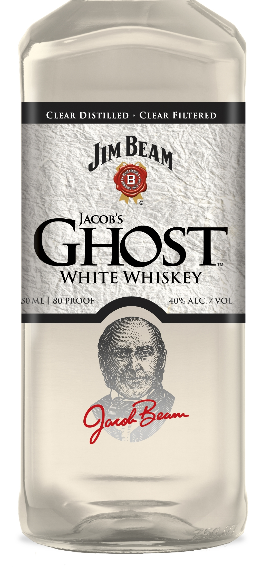 JIM BEAM RELEASES FIRST WHITE WHISKEY