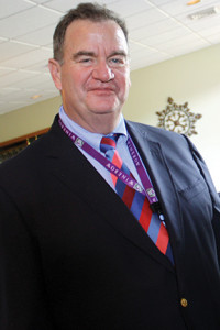 Jim Brewer, WSET Level 3.