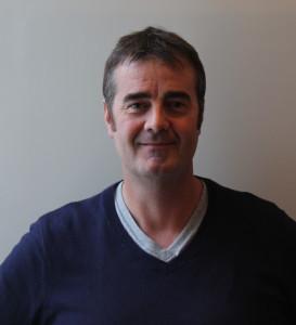 John Soden, Sales Director of Brockmans Gin.