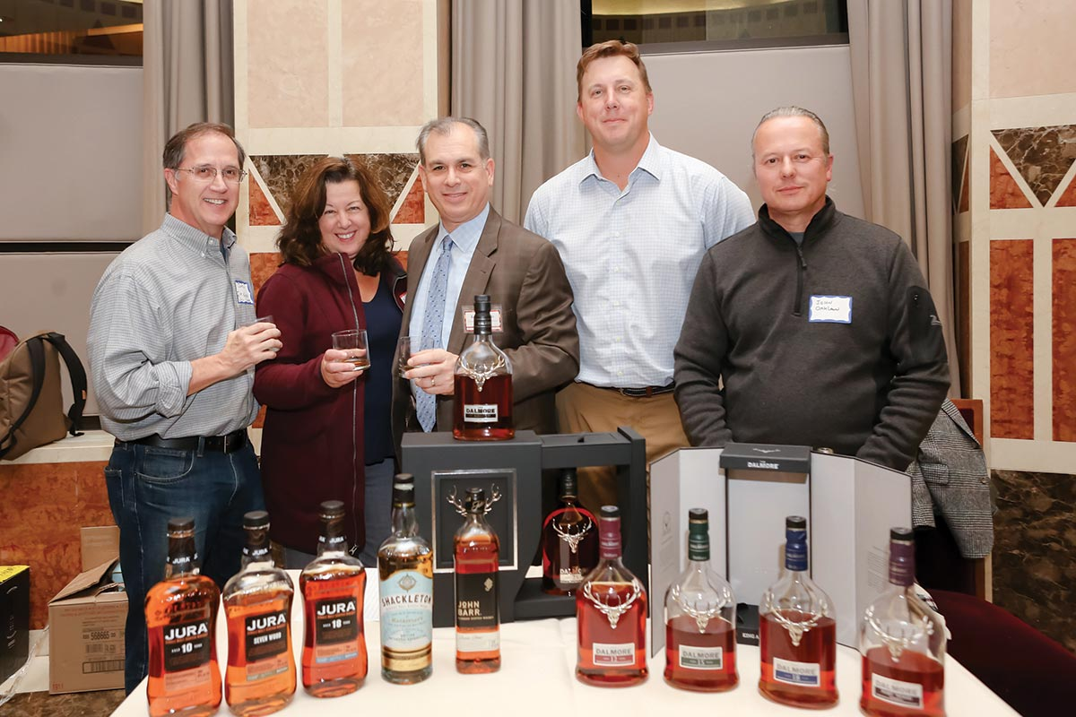 Johnson Brothers Offers a Celebration of Single Malts and More