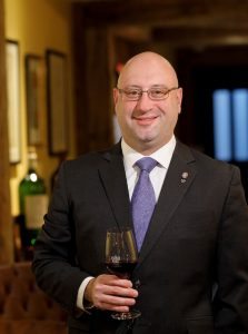 Jonathan Feiler, Group Director of Wine, Ocean House Management Group