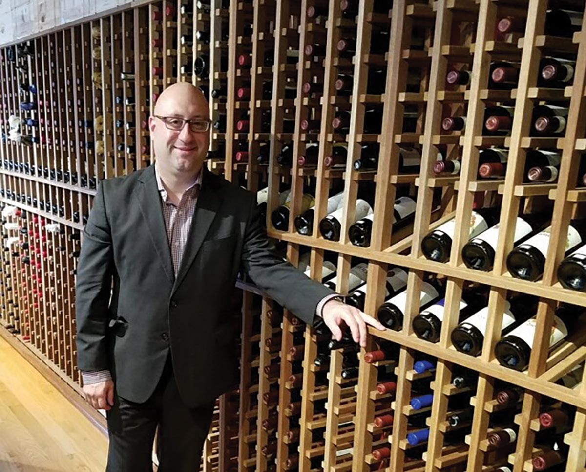 Rhode Island Distributing Co. Adds Feiler to Fine Wine Team