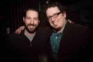 USBG RI's Vito Lantz and Jonathon Pogash, The Cocktail Guru™.