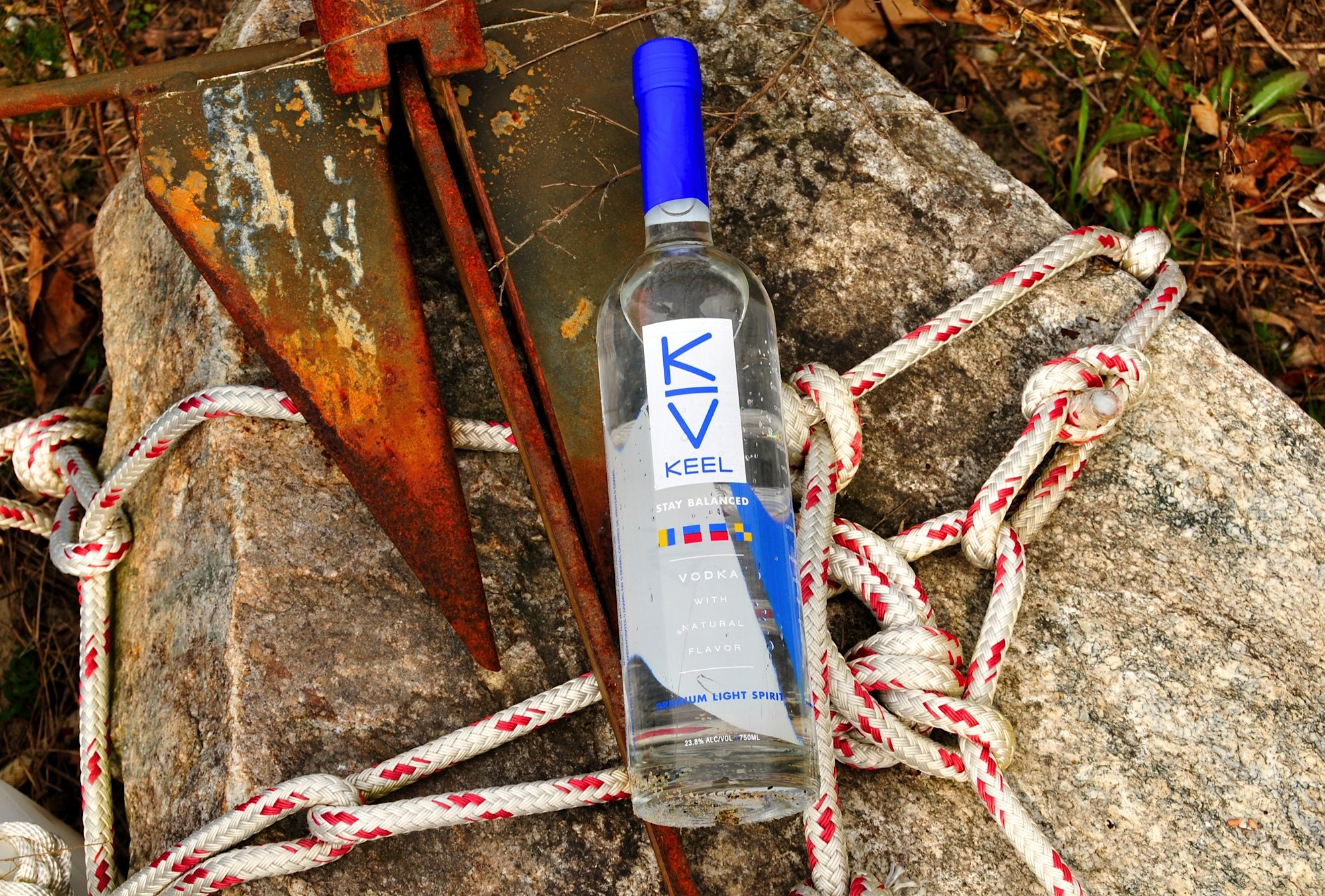Keel Pilots Low-Cal Vodka to Ocean State Success