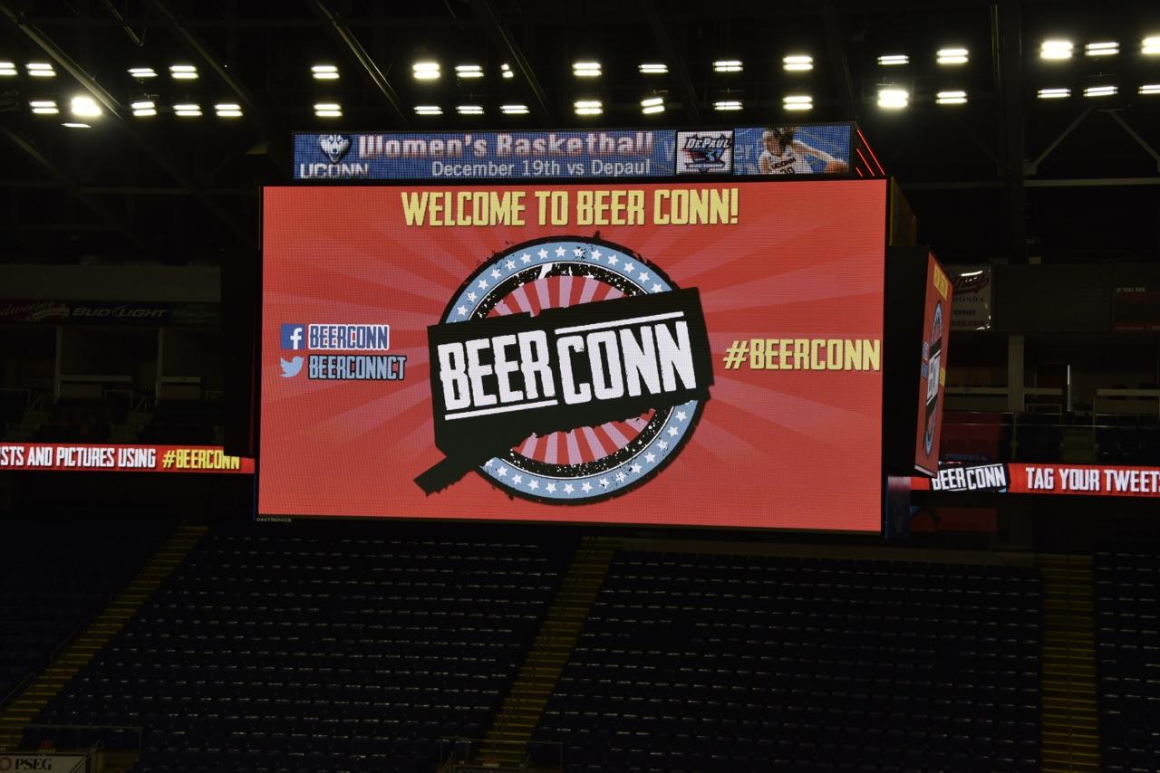 December 12, 2015: Second Annual BEER CONN Festival