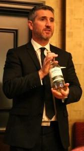 Glenlivet Brand Ambassador Ricky Crawford.  Photos by CW Almeida.