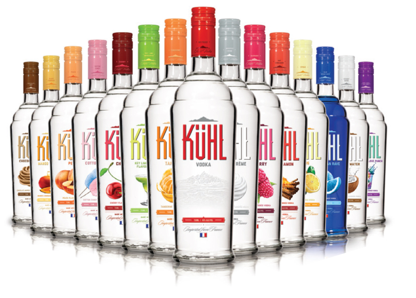 French Connection: KÜHL VODKA'S SECRET INGREDIENT