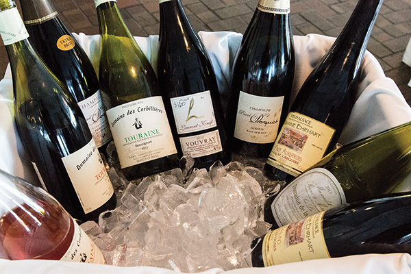 Small Estate Wines Offer Big Tastes for Trade Guests