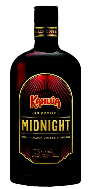 IT'S ALWAYS MIDNIGHT WITH LATEST FROM KAHLÚA