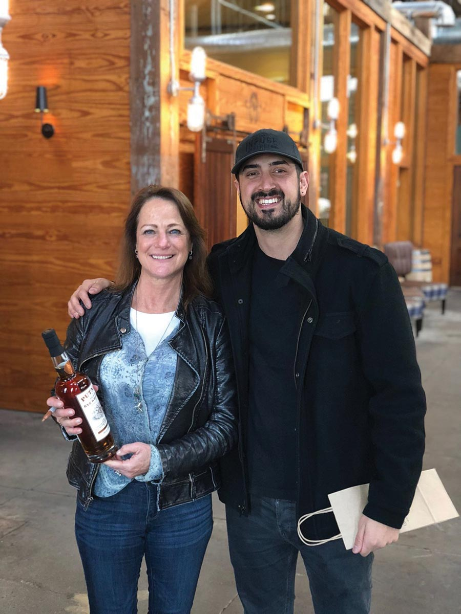 Craft Beer Guild CT Hosts Visiting Distillers