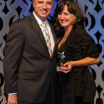 The RI Hospitality Association's 2015 Bartenders of the Year included: Karen Silva of Angelo's Pizza Palace.