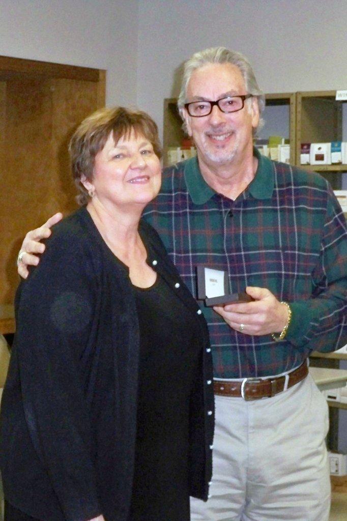 Hartley and Parker Awards Kathleen Bond