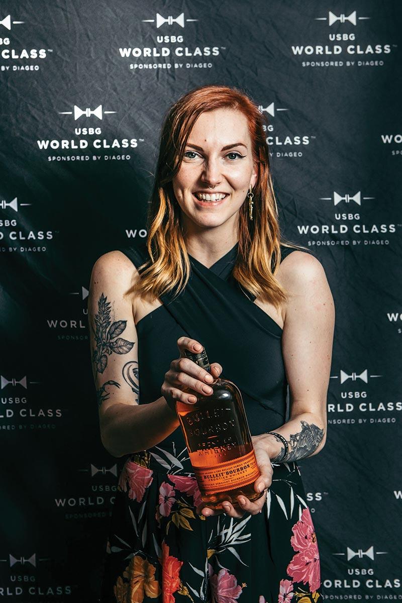 Renshaw Named 2019 World Class Finals U.S. Bartender of the Year