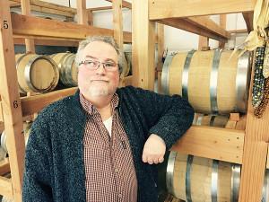 Kent Harrigan, Distiller, Whiskey Maker, Onyx Spirits Company.