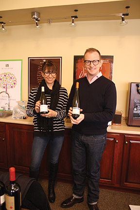 STRAUSSER JOINS KERMIT LYNCH WINES, VISITS WINEBOW