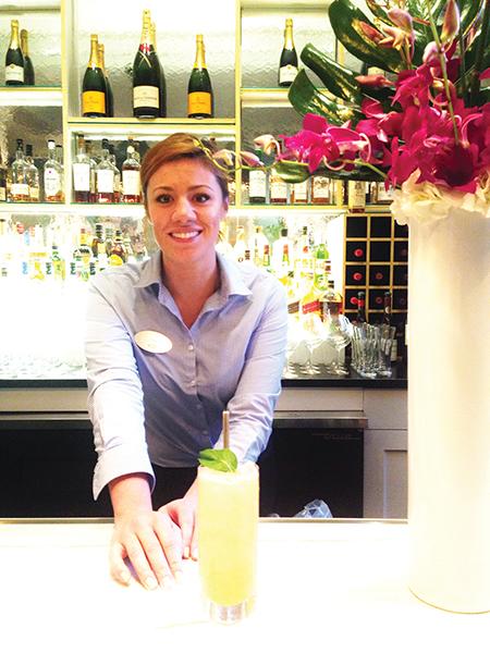 Serving Up: The Vanderbilt Grace's Signature Cocktail