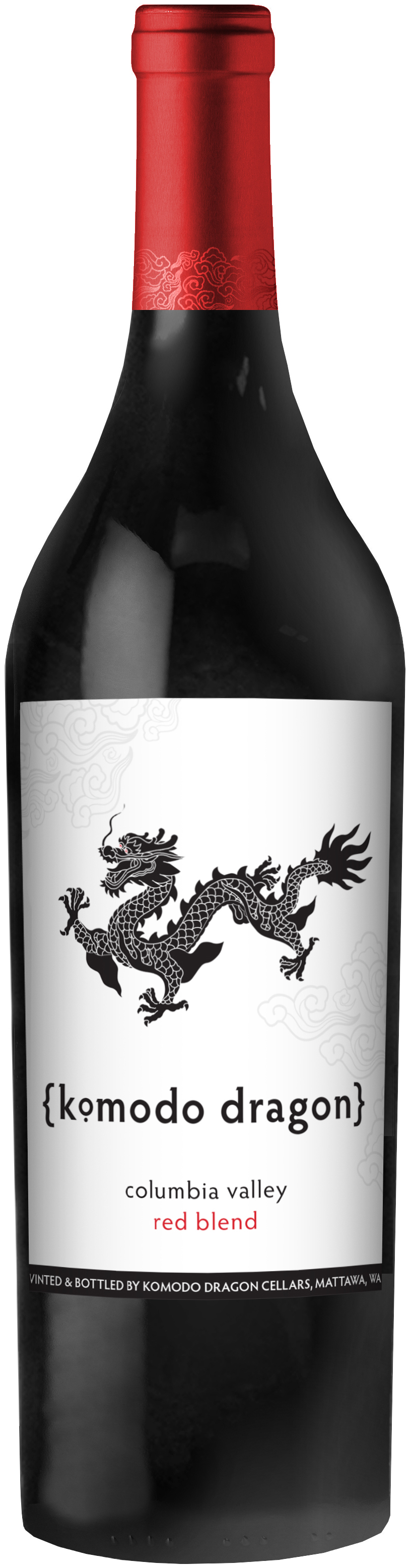 Komodo Dragon Releases 2014 Red Blend