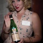 Kirsten Arnann, Fratelli Branca Brand Ambassador. Photos by Chris Almeida.