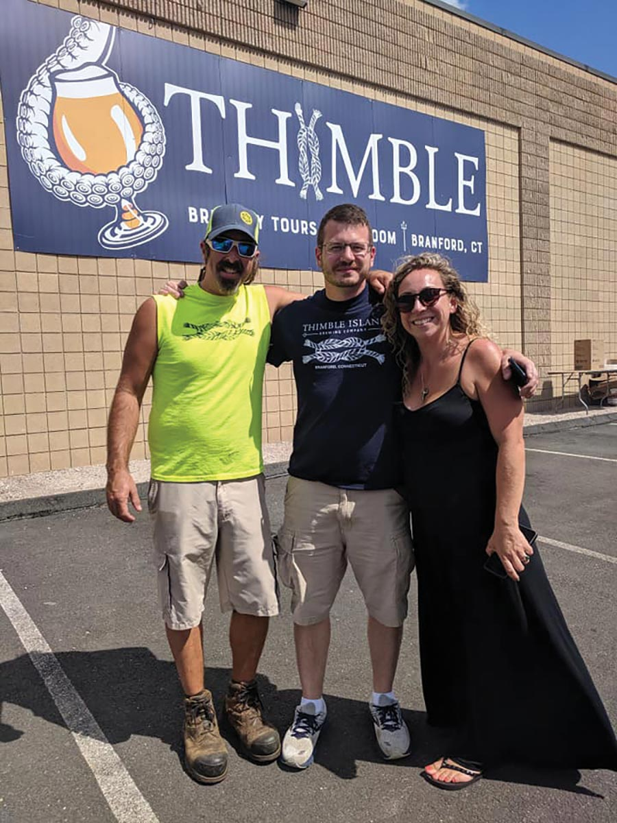 Thimble Island Brewing Hosts Seafood and Brew Fest
