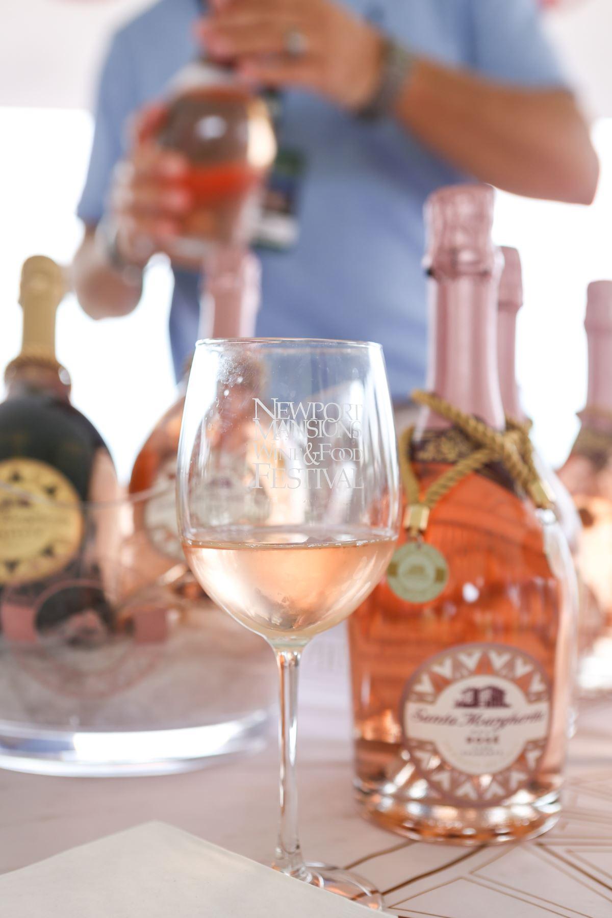 Annual Newport Mansions Wine & Food Festival Returns