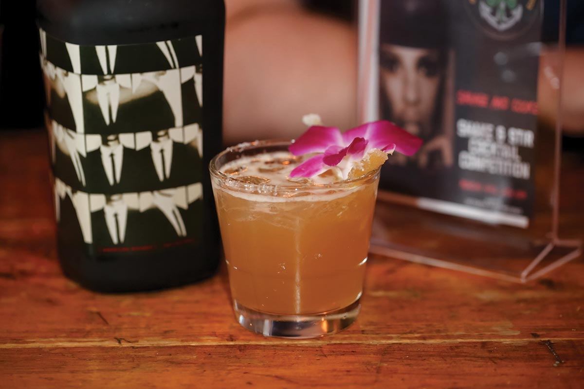 Cocktail Competition Highlights Savage & Cooke Spirits