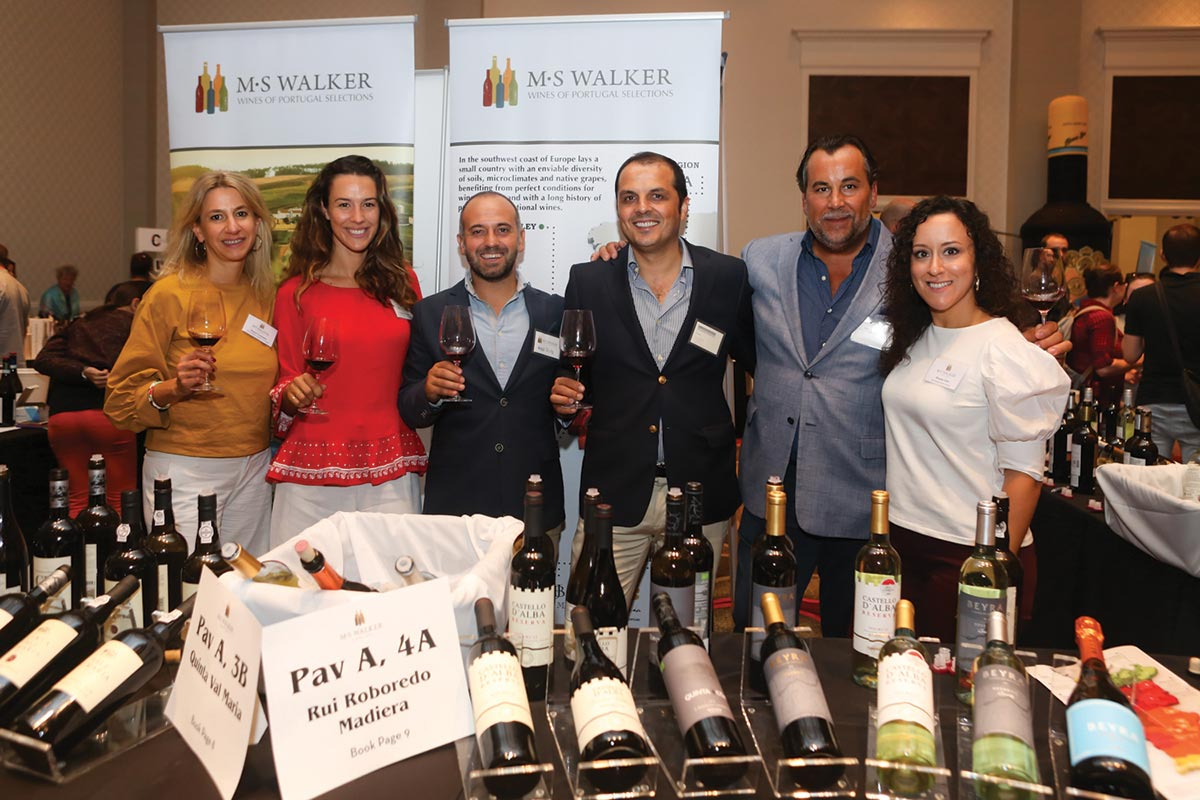 M.S. Walker Presents Fall Fine Wine and Spirits Experience