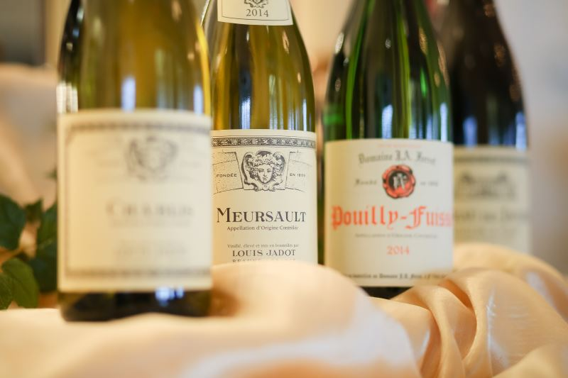 Wines of Maison Louis Jadot Highlighted at Pairing Dinner