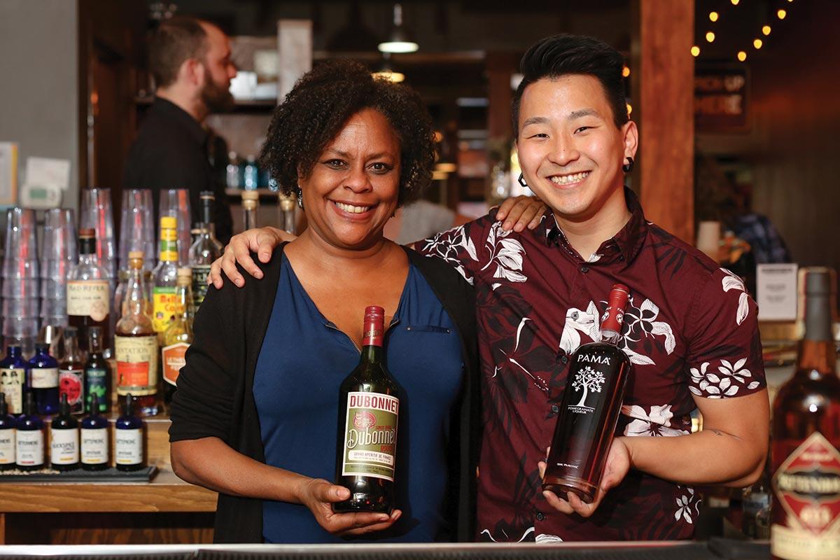 Providence Bartender Feted During National Finalist Celebration